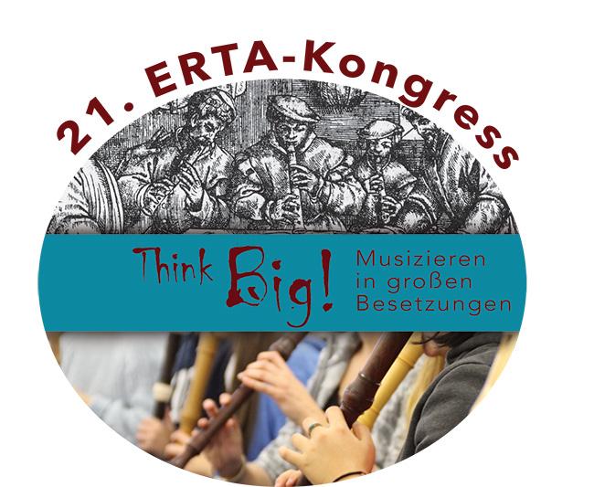 21. ERTA-Kongress 22.- 24.November 2019 Universität Mozarteum Salzburg Paris-Lodron-Straße 9 5020 Salzburg